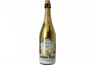 Gulden Draak Brewmaster`s Edition Whisky barrel aged 2017 10.5% 75cl
