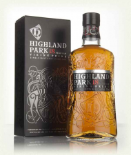 Highland Park  18yr  Single malt  -70cl  -43%