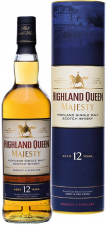 Highland Queen Majestic 12yr 40% 70cl