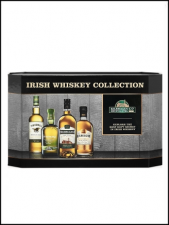 Irish Whiskey Mini Set 4x0.05