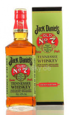 Jack Daniels  Tennessee Whiskey Legacy 1905 Edition   70cl  43%