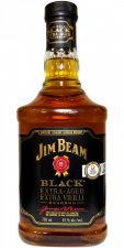 Jim Beam Black Extra Aged Bourbon Whiskey  43% 70cl