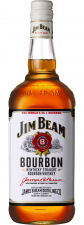 Jim Beam Bourbon Whiskey   (Ltr / 40%)