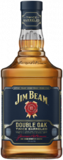 Jim Beam Double Oak Bourbon Whiskey  43% 70cl