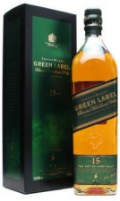 Johnnie Walker Green Label 15yr  70cl, 43%