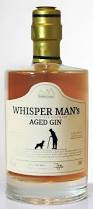 Kalkwijck Whisper Man`s Aged Gin  50cl  44%