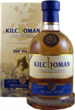 Kilchoman Inaugural 100% Islay 2nd edition