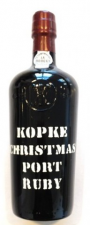 Kopke Christmas Ruby Reserve port  75cl  20%
