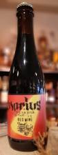 Marius Red Wine Cask Barrel aged 10.5%  37,5cl