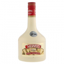 Merry`s White Chocolate  35cl 17%