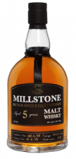 Millstone 5 jr Dutch single malt 40% 70cl