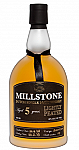 Millstone Lightly Peated Dutch Single Malt 70cl