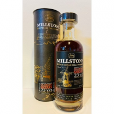 Millstone Special no18 Single Barrel Oloroso Sherry 23y limited edition 70cl 46%