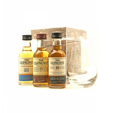 Miniset Exclusive whisky  3x.05cl