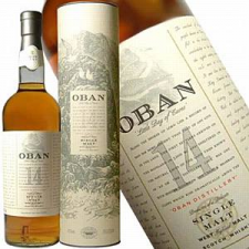 Oban  Highland Single Malt 14yr 70cl 43%