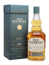 Old Pulteney 15yr  46% 70cl
