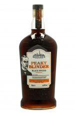 Peaky Blinder Black Spiced rum  70cl  40%