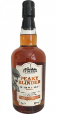 Peaky Blinder Irish Whiskey  70cl  40%