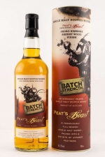 Peat`s Beast PX Batch strength  54,1% 70cl