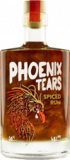 Phoenix Tears  Spiced Rum 40% 50cl