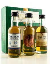 Single Malt Discovery Collection set  3x0.05  41.93%