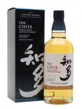 Suntory The Chita Single Grain Japanese Whisky  43% 70cl