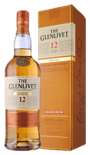 The Glenlivet 12 jr  First Fill Single Malt 40% 70cl