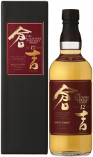 The Kurayoshi Pure Malt  12yrs 70cl 43%