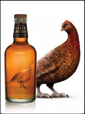 the Naked  Famous Grouse  40% 70cl