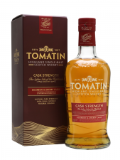 Tomatin cask strength 70cl 57.5%