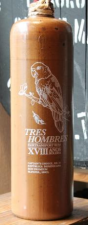 Tres Hombres 18yr rep. Dominicana  Captain`s Choice 100cl 66.6%