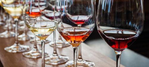 Wijnproeverij zondag middag 7 november 2021 van 13:00 tot 17:00