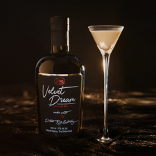 Zuidam Velvet Dream Rye Whisky Cream 17% 70cl