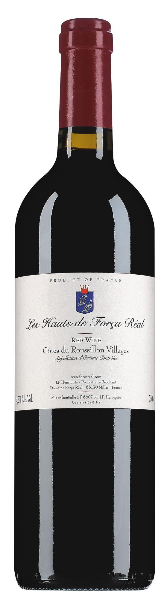 Les Hauts de Força Réal Roussillon-Villages