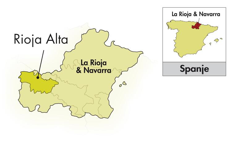 Milflores Rioja Tinto