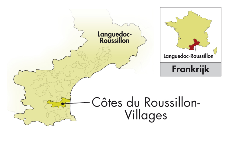 Clos del Rey Côtes du Roussillon Villages Le Sabina