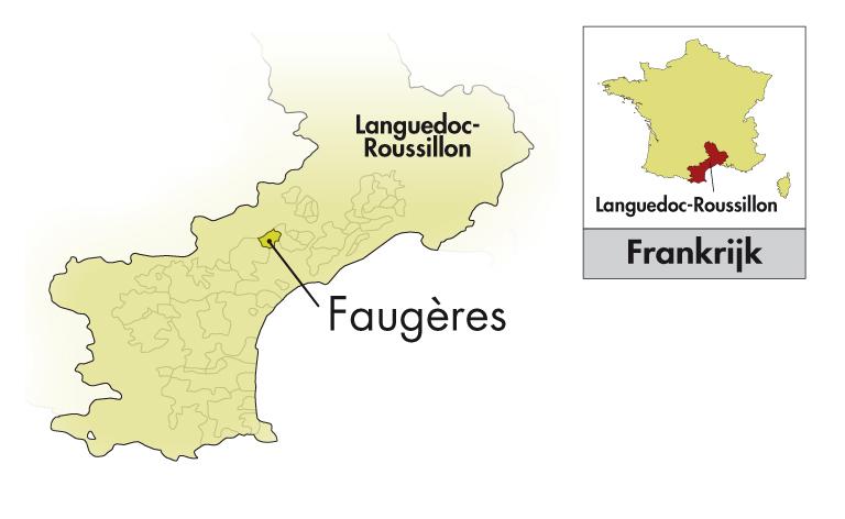 Domaine Saint Antonin Faugères Lou Cazalet
