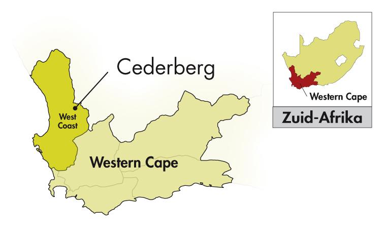 Cederberg Méthode Cap Classique Blanc de Blancs Brut