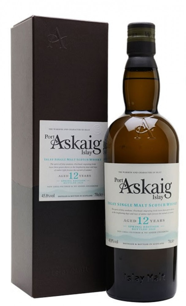 Port Askaig  12yr Spring Edition 45,8%  70cl