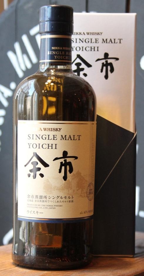 Nikka Single Malt Yoichi  70cl 45%