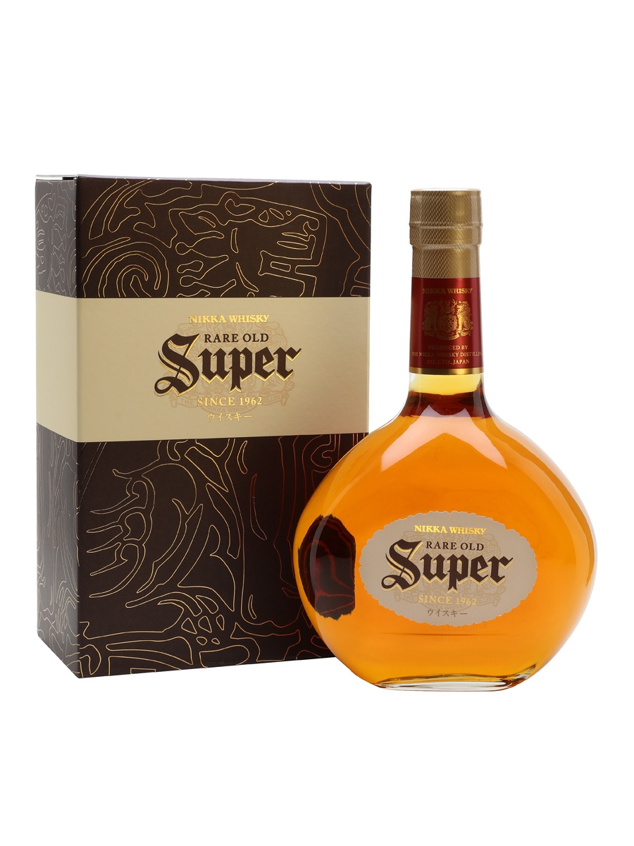 Nikka Super Nikka 43% 70cl