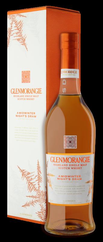 Glenmorangie Midwinter Night Dram   70cl  43%
