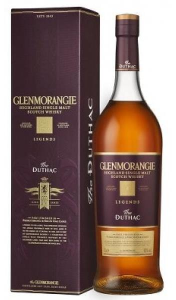 Glenmorangie the Dutac  46%  Ltr