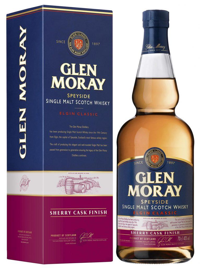 Glen Moray Sherry Cask  40% 70cl