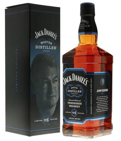 Jack Daniels Master Distiller no6 - Limited Edition  Ltr 43%