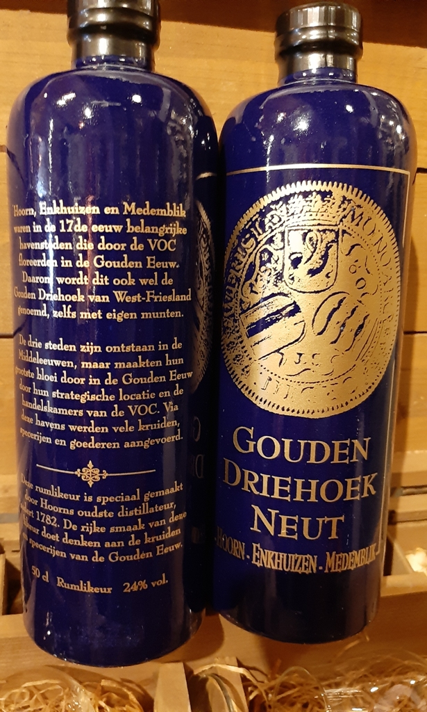 Gouden Driehoek Neut  Kruik 50cl 24%