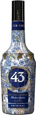Licor 43  art edition Made of Spain 70cl  31%