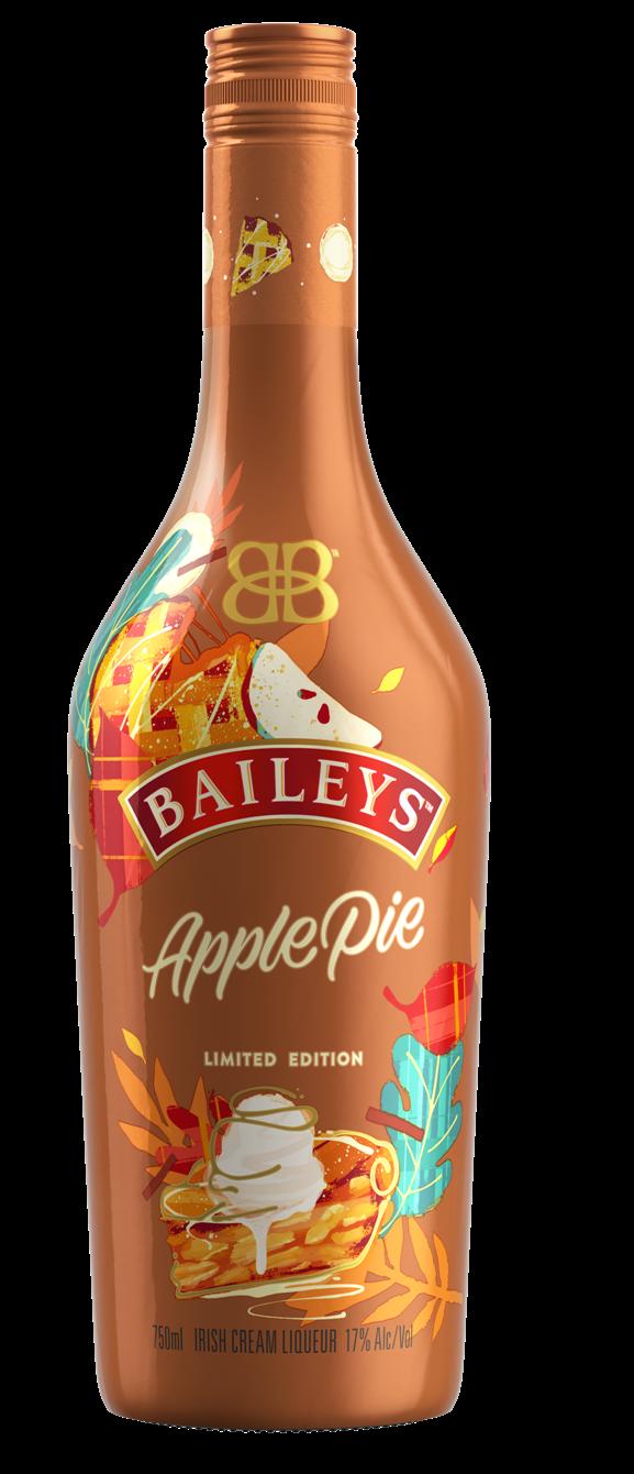 Baileys Apple Pie 17%  70cl
