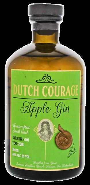 Zuidam Dutch Courage Apple Gin  40% 70cl