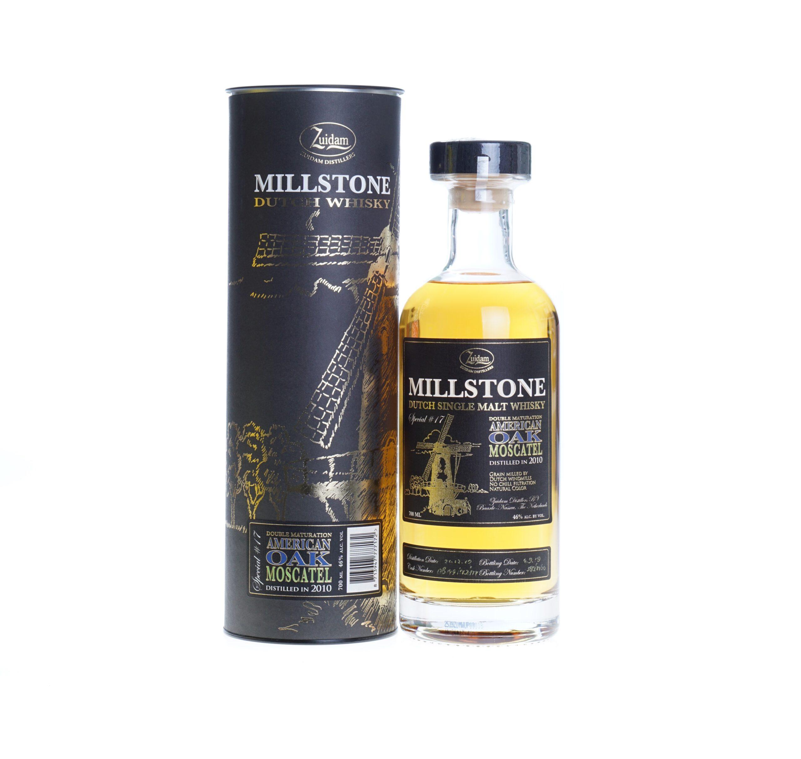 Millstone American Oak Moscatel Special 17 46% 70cl